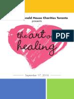 The Art of Healing gallery