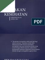 1. Kebijakan Kesehatan Dalam Islam - Dr. Sampurna