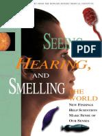 Book Seeing Hearing Sensing the World