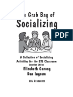The Grab of Socializing Sample Pages