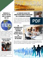 Periodico Impacto Social - Isabel Amaya
