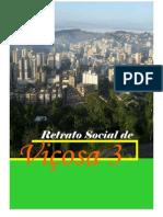 Capa do Texto Retrato Social de Viçosa 3
