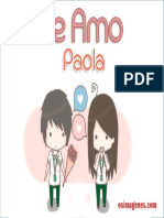 Tarjetas de Te Amo Para Paola 1 (1)