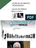 La Evolucion Del Telefono Movil
