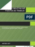 METODOS_PARA_EVALUAR_PUESTOS_DE_TRABAJO.pptxfilename_= UTF-8''METODOS PARA EVALUAR PUESTOS DE TRABAJO