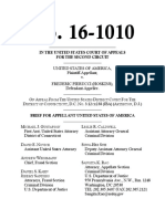 U.S. v. Hoskins (DOJ Second Circuit Brief)