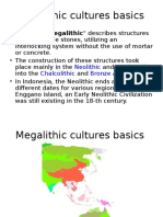 Megalithic Structures Indonesia