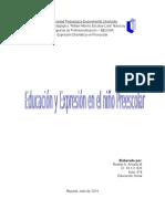 EDUCACION Y EXPRESION EN EL NINO.docx