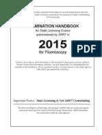 Fluoroscopy Handbook
