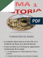 Tema 1 Historia Derecho Romano
