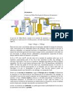 Obtencion de Amoniaco(1)(2)