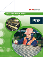 0 Onesteel - Martin Bright Steel Technical Handbook (3rd Ed)