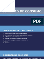 Sociedad de Consumo (1)