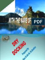 Dry Docking Presentation