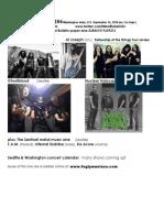 Metal Bulletin Zine  104