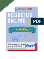 Negocios Online Rentables v 1 1