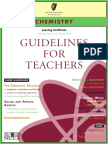 SCSEC09 Chemistry Guidelines for teachers