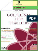 SCSEC09 Chemistry Guidelines for teachers