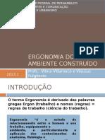 Ergonomia Do Ambiente Construído_2014.1_introducao