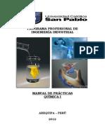 Manual de Quimica I - 2012