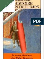 FRANÇOISE PROUST-L'Histoire à Contretemps. Le Temps Historique Chez Walter Benjamin-ÉDITIONS DU CERF (1994)