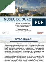 Museu de Ouro Preto