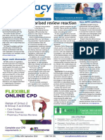 Pharmacy Daily for Fri 16 Sep 2016 - Polarised review reaction, Monash pharmacy ranking up, Guild behind Danii, Events Calendar and much more