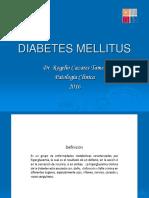 Patología Clínica de la Diabetes