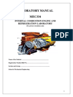 IC Engine Manual