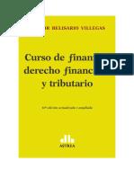 Curso de Finanzas, Derecho Financiero y Tributario - Villegas - 2016 (1)