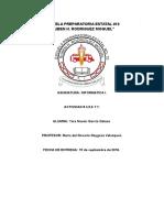 Escuela Preparatoria Estatal Ada 4567