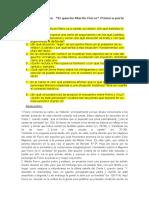 Trabajo Práctico. Martín Fierro. Primera Parte