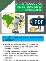 Tema 1- Importancia de La Geografìa.