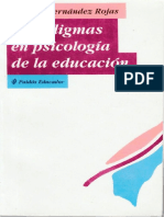 Paradigmas en Psicología de La Educación - G. Hernández Rojas