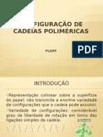 Configuração de Cadeias Poliméricas, Cap 10 Flory