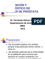 Prevencion Cancer Prostata