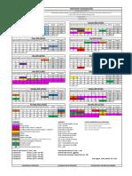 Calendario Escolar - 2015