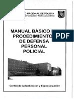 Police Procedimoentos Basics of Self Defense manual.pdf