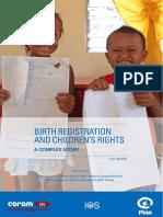 Birth Registration Rights 2014