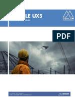 Trimble UX5 - Metodología de Trabajo