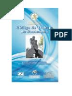 Código de Trabajo de Guatemala, Edición rubricada y concordada con las normas internacionales del trabajo..pdf