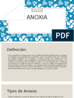 Anoxia