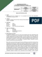 CLIMA de AULA - Gonzalo Presentar El Sabado