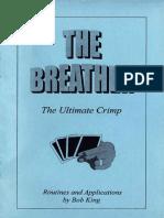 Bob King - The Breather - The Ultimate Crimp Vol 1