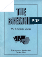 Bob King - The Breather - The Ultimate Crimp Vol 1