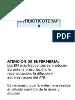 Antibiotic Oter Apia