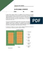 Reglas Básicas y Fundamentos Del Voleibol333333333333