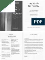 Key Words for Fluency Pre