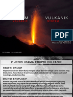 Bab II - Sistem Vulkanik Dan Jenis Erupsi - Ppt