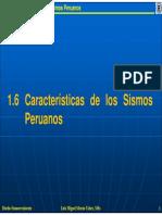1.6 Caracteristicas de los Sismos Peruanos.pdf